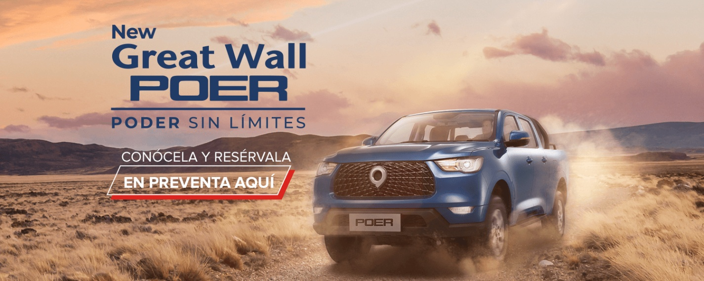 banner home Preventa Great Wall Poer