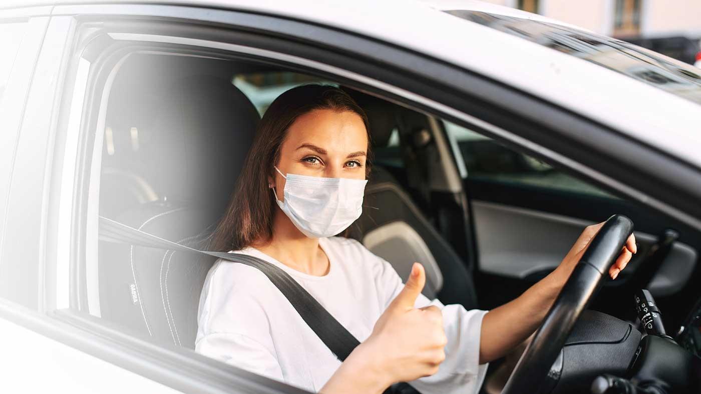 COVID-19: Medidas de Prevención para una conducción más segura