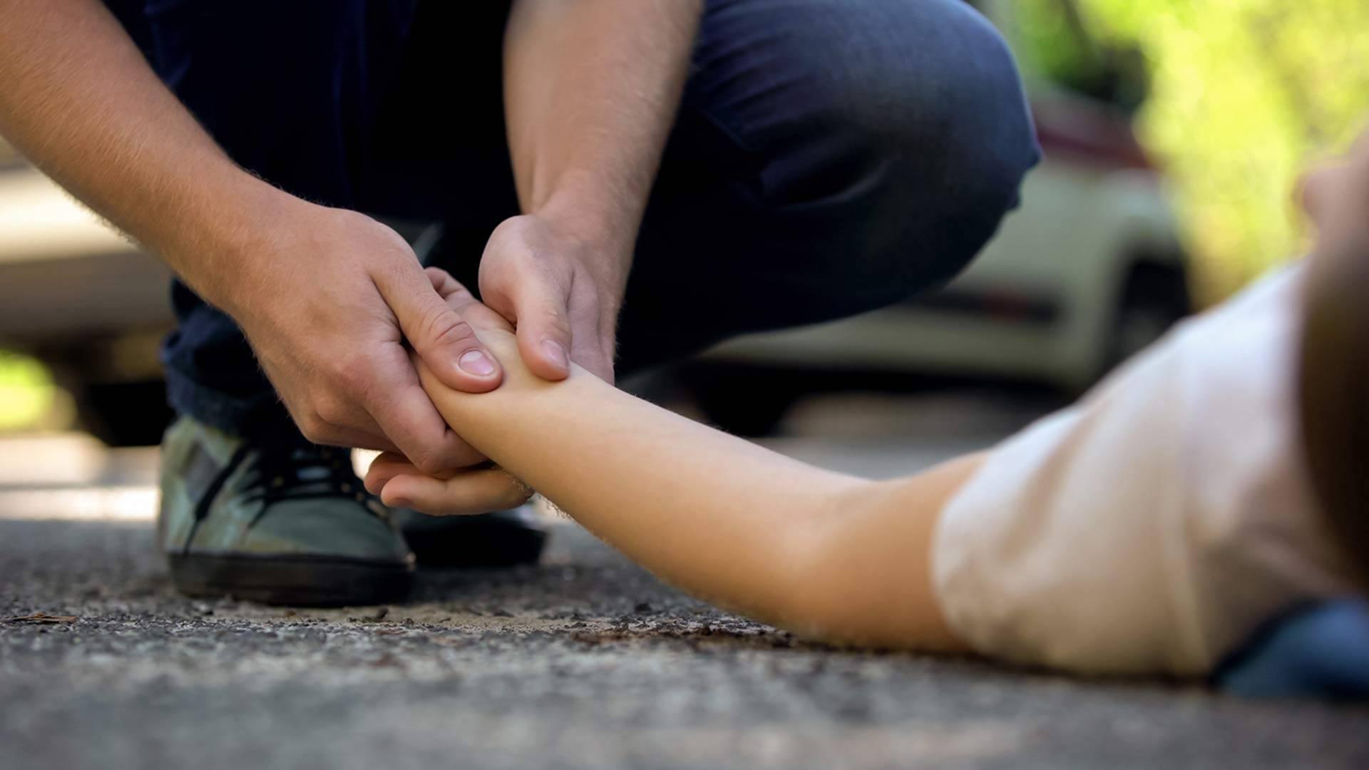 ¿Cómo puedes ayudar ante un accidente de tránsito?