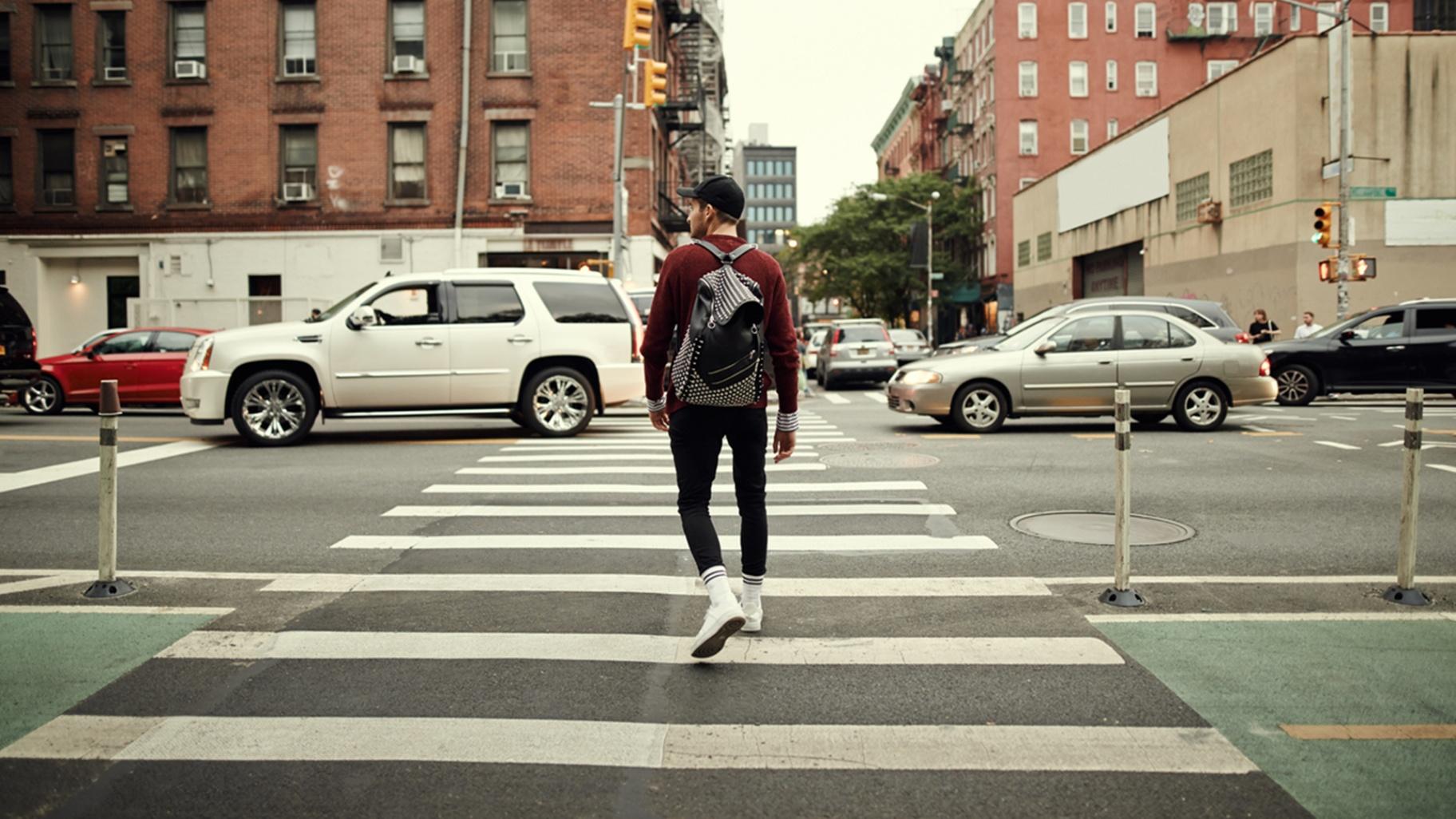 9 normas de seguridad vial para peatones