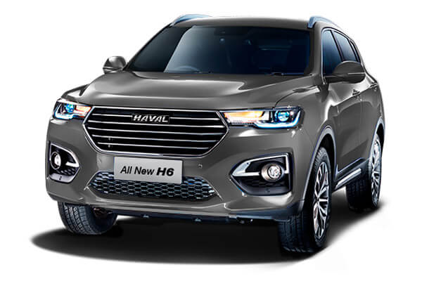 Haval All New H6 ACTIVE FL 2.0 AT 4X2