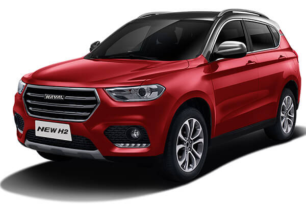 Haval New H2 SUPREME BICOLOR 1.5 AT 4X2