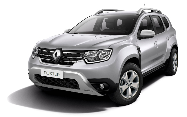 NEW DUSTER INTENS 1.6 MT 4X2