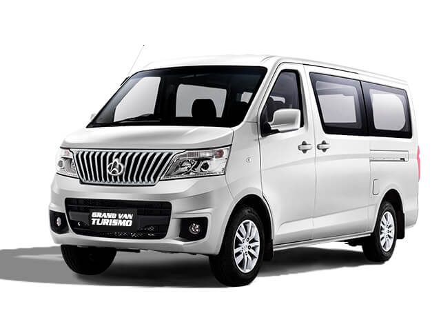 Grand VAN Turismo 1.5L 11 Asientos