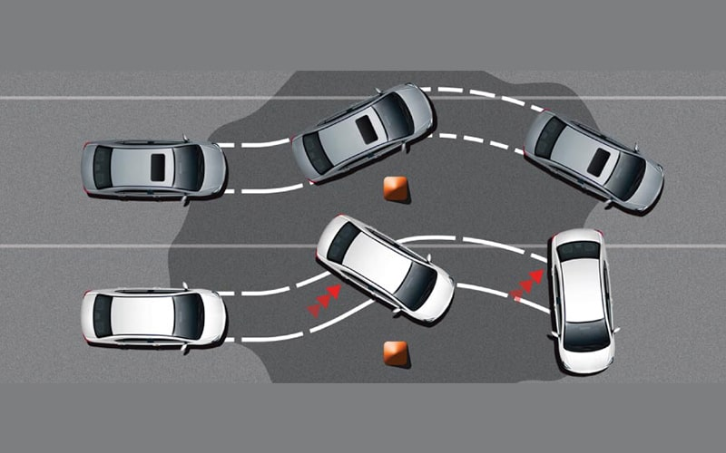 El Voleex C30 cuenta con Sistemas ABS+EBD, los que frenan a tiempo para evitar accidentes y no perder ningún segundo del día estés donde estés.
