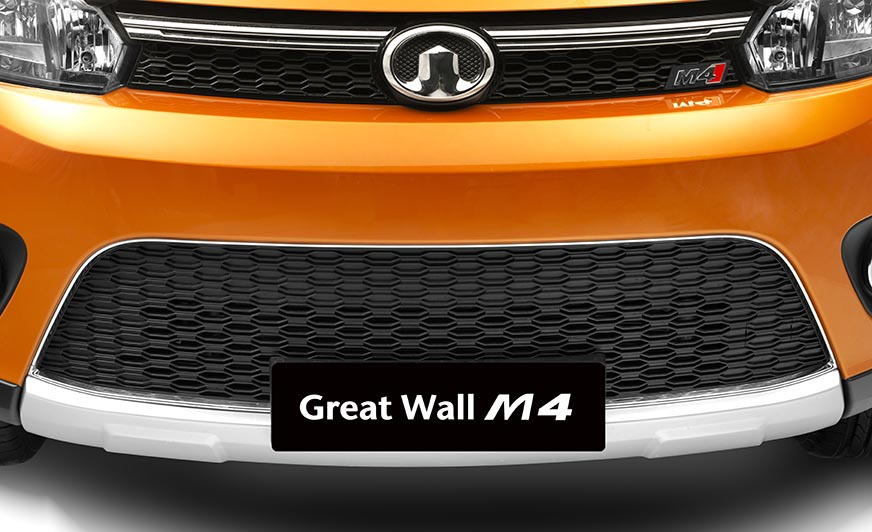 Galeria Great Wall M4 - 5