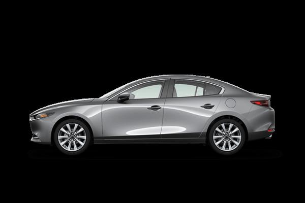 Imagen del All-New Mazda3 Sedán