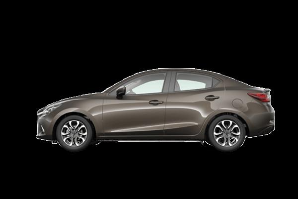 Imagen del Mazda 2 Sedán