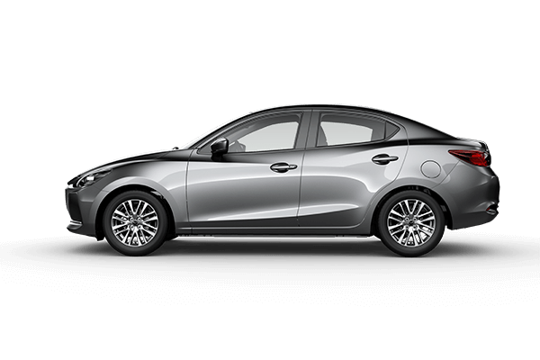 Imagen del New Mazda 2 Sedán